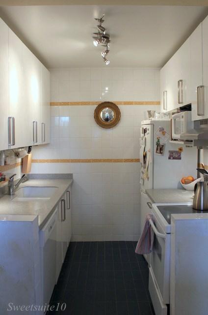 Ikea Abstrakt cabinets with Spann hardware