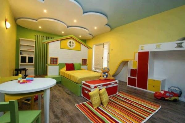 Hermosos dormitorios para ni as colores en casa for Dormitorios para 4 ninas