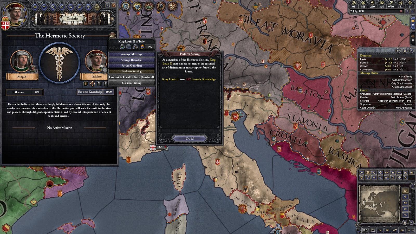 Crusader Kings II Monks And Mystics ESPAÑOL PC Descargar Full (CODEX) 2