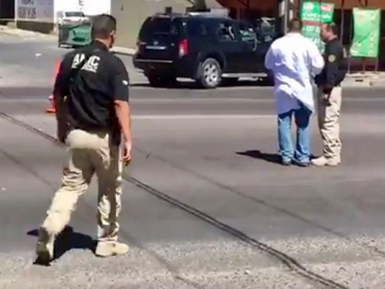 Éjecutan a Comandante de la Policía Municipal en Guaymas