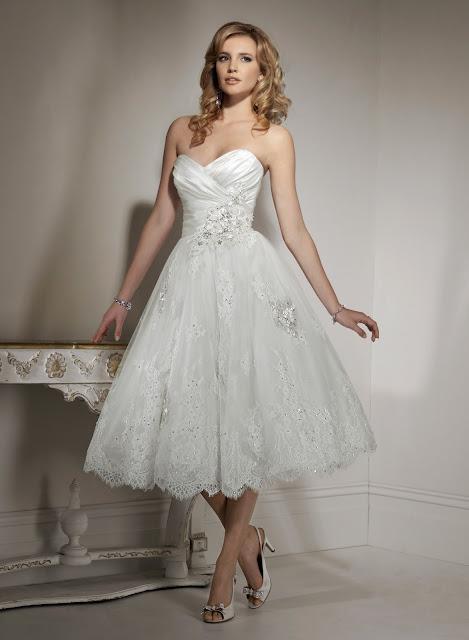 61a84c139 اجمل صور فساتين زفاف   Fashion Land