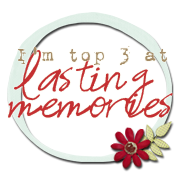 I was TOP 3 at Lasting Memories CH. 33! (4/16/11)