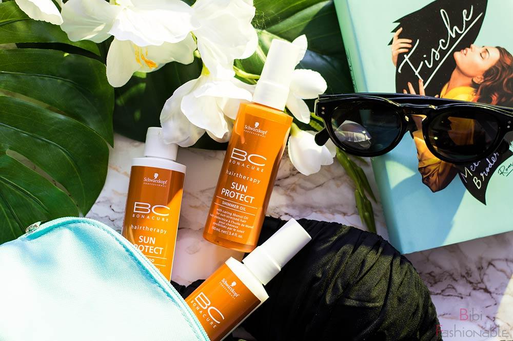 Sonnenschutz fürs Haar Tipp 3 richtige Pflege