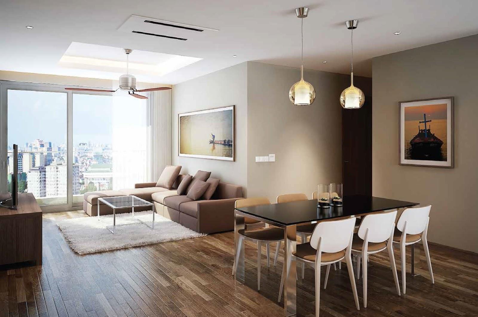 [Bản chuẩn] Mặt bằng thiết kế chung cư Phú Mỹ Complex
