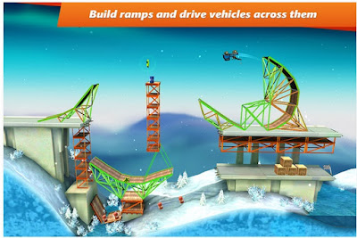 Bridge Constructor Stunts - Mod Lots Of Money