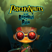 Psychonauts In The Rhombus Of Ruin Game logo