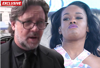Russell Crowe Tosses Azealia Banks From Hotel Suite ... Witnesses Say She Made Bloody Threat