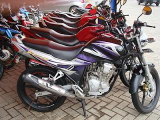 Daftar Harga Motor Bekas Yamaha Scorpio Z Seken Second