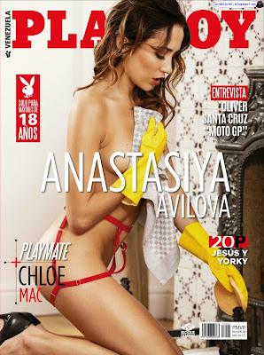Anastasiya Avilova - Playboy Venezuela 2017 Junio (42 Fotos HQ)