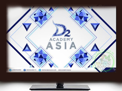 D'Academy Asia 2 ( D'AA 2) Babak 18