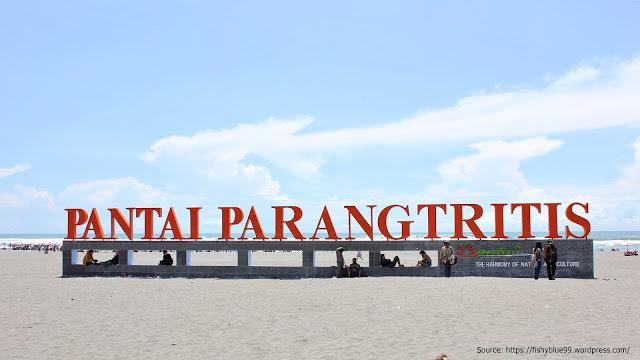 Sejarah, Mitos, dan Fakta Pantai Parangtritis