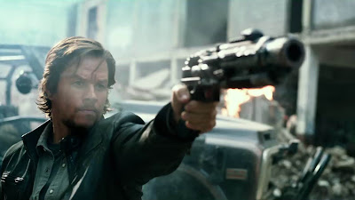 Mark Wahlberg Shotting Gun HD Image