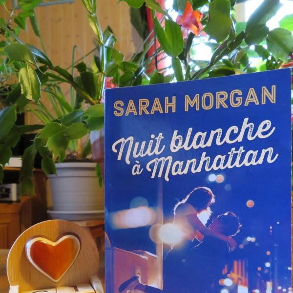 Nuit blanche à Manhattan de Sarah Morgan