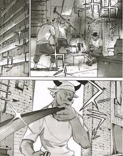 Kuvahaun tulos haulle poika ja peto manga