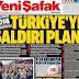 """Η """"ντουντούκα"""" του Ερντογάν """"φωνάζει"""" πως """"το ΝΑΤΟ θα επιτεθεί στην Τουρκία το 2018""""!"""