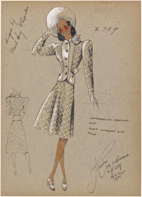 01-Combination-Skating-Suit-New-York-Public-Library-André-Studios-Fashion-Vintage-Illustrations-and-Drawings-from-the-1930s-www-designstack-co