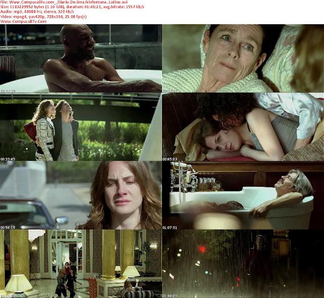 Diario de una ninfomana [DVDRip] Español España Descargar [2008]