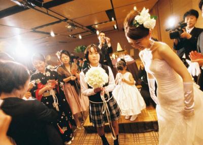 ハイアットリージェンシー京都での結婚式