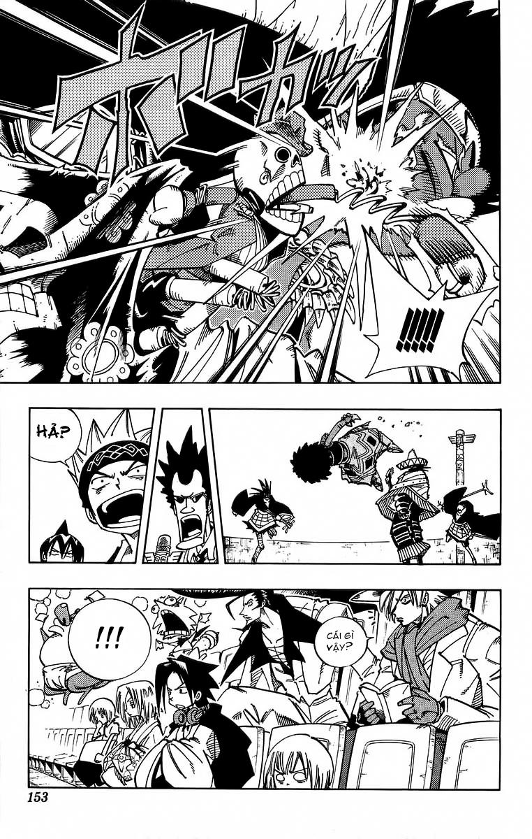 Shaman King [Vua pháp thuật] chap 115 trang 7