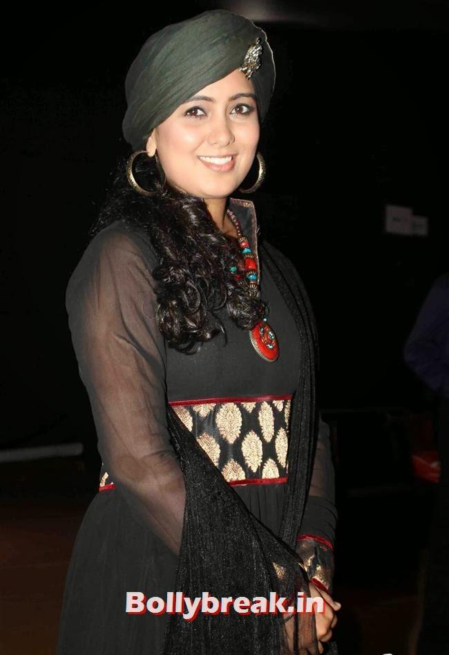 Harshdeep Kaur, Bollywood Celebs at India Bridal Fashion Week