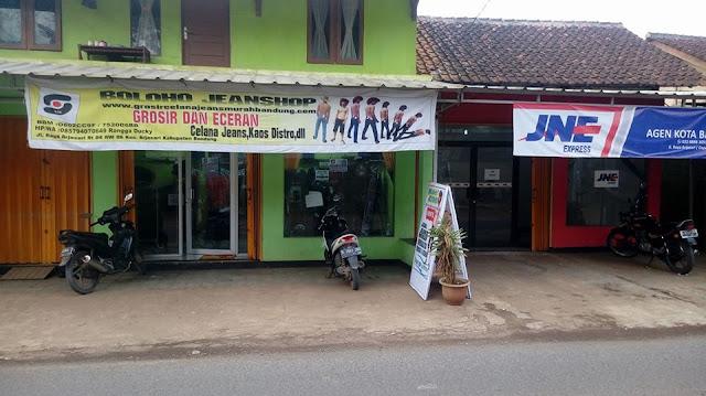 alamat grosir  jeans di Makassar