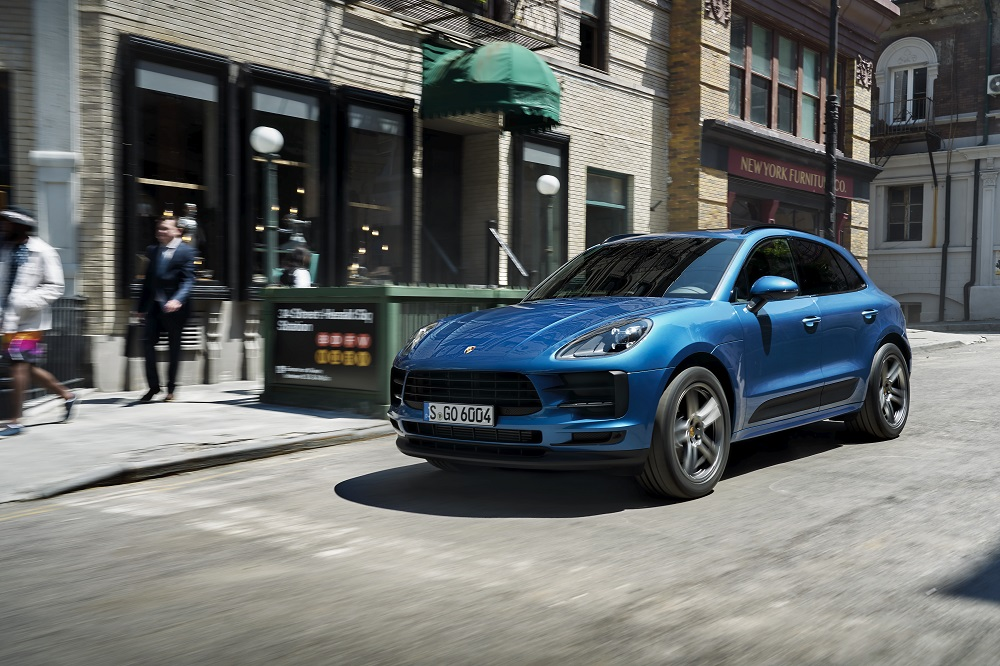 Porsche sets U.S. retail sales record in 2018
