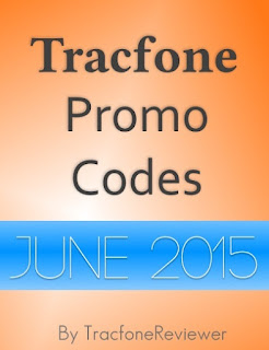 Tracfone Promo Codes For June 2015
