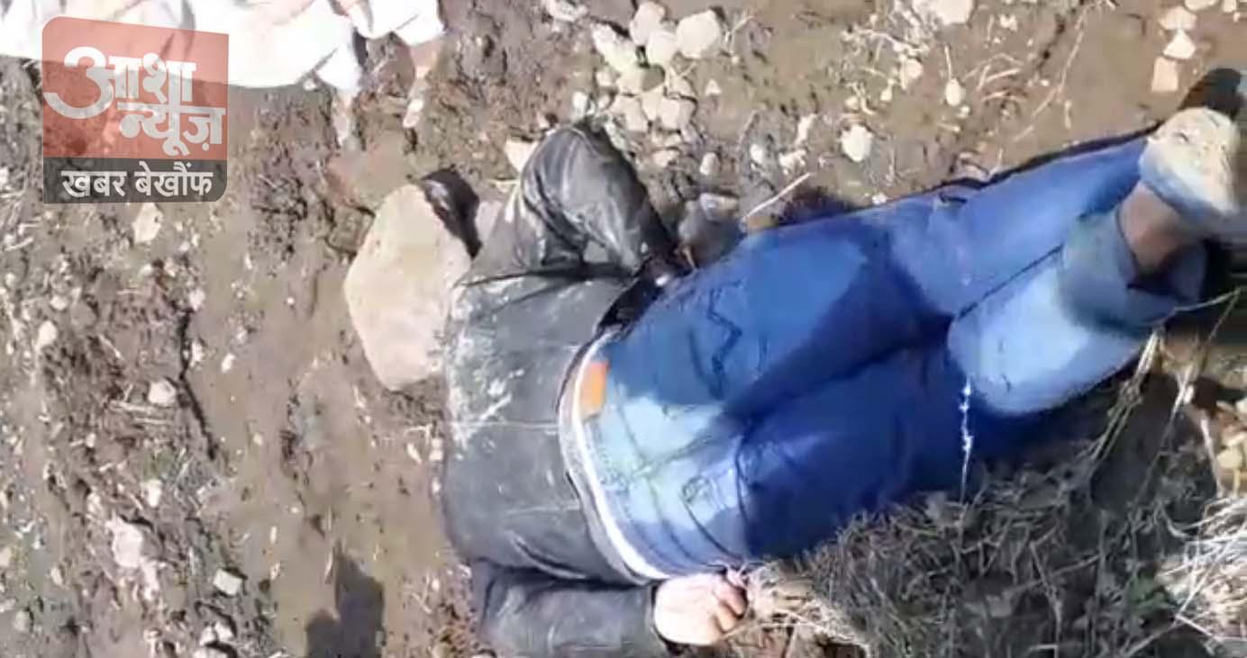 पुरानी रंजिश के चलते युवक की पत्थरो से कुचलकर हत्या -petlawad-Crushing-the-young-man-stone-crusade-due-to-old-rage