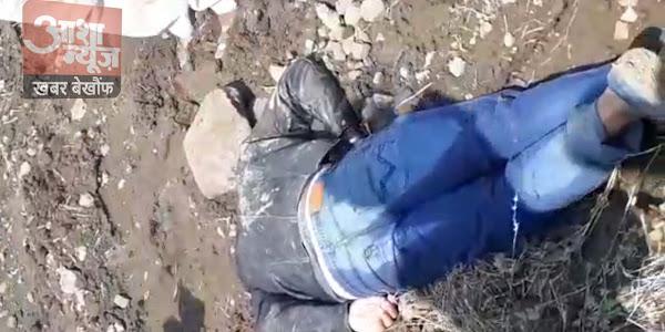 पुरानी रंजिश के चलते युवक की पत्थरो से कुचलकर हत्या