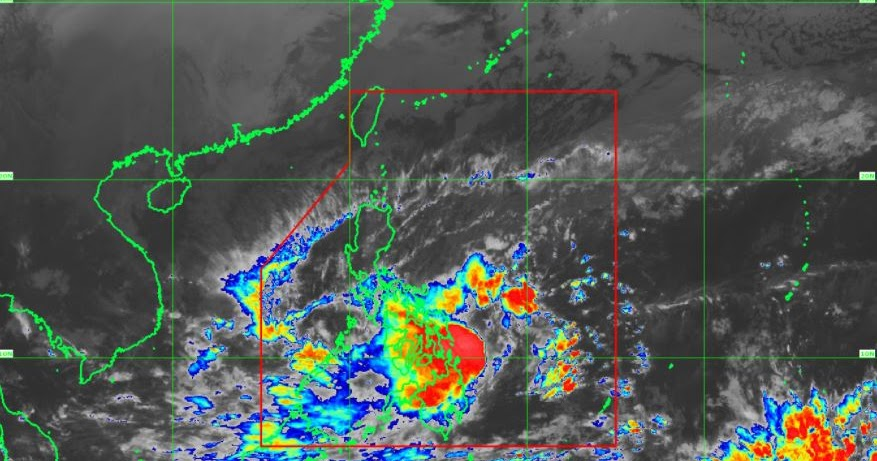 Pagasa Philippines Latest Update Today Weather