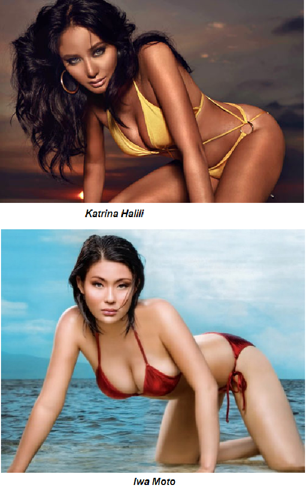 Top 10 Fhm Philippines 100 Sexiest Women 2011 - Global -3720