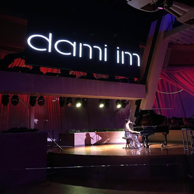 Dami Im Performing on Royal Caribbean Ovation of the Seas