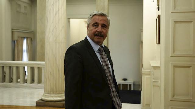 Διάλεξη Γ. Μανιάτη στην Αθηναϊκή Λέσχη για την Εθνική Ενεργειακή Στρατηγική