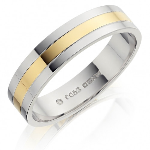 Cheap Mens Wedding Rings White Gold