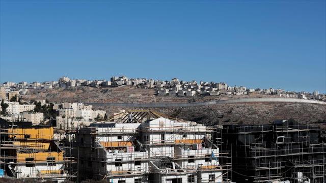 Israel aprueba construcción de 350 viviendas en Cisjordania