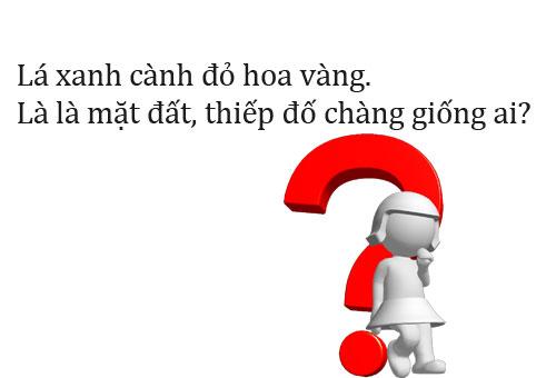 Tổng hợp hơn 447 Câu đố vui,Câu đố trí tuệ hay hại não nhất có đáp án ,Tổng hợp những câu đố vui hay nhất, hại não nhất. Những câu đố vui hay nhất, câu đố mẹo có đáp án hài hước troll trên nhiều lĩnh vực khác nhau đố vui toán học câu đố dân gian Việt Nam và nước ngoài
