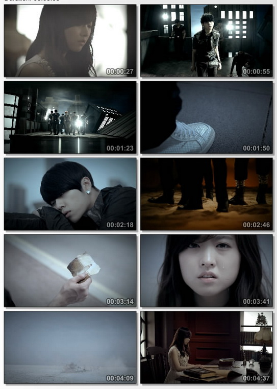 sk 비스트 B2ST - Fiction MV 龍俊亨樸寶英動人演技受好評 @ ☭ marselip0910 葉俊華™ :: 痞客邦