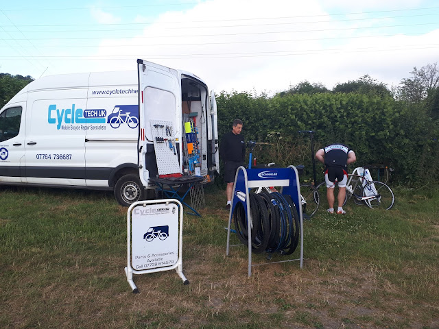 Samaritans Cycle Event West Wycombe