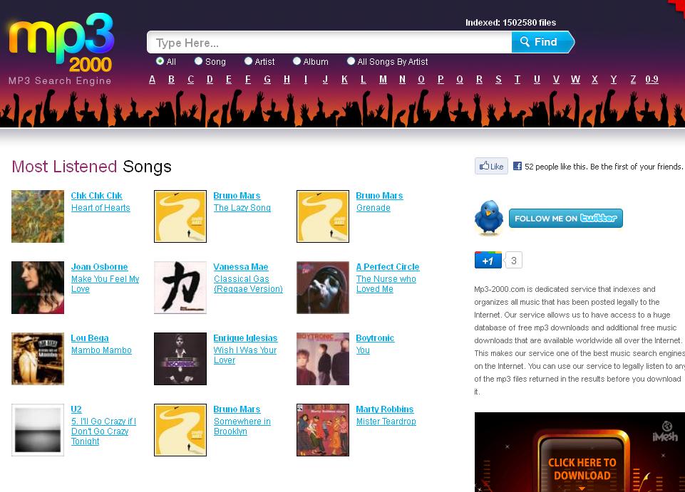Free Mp3 download - FreeMp3Cloud