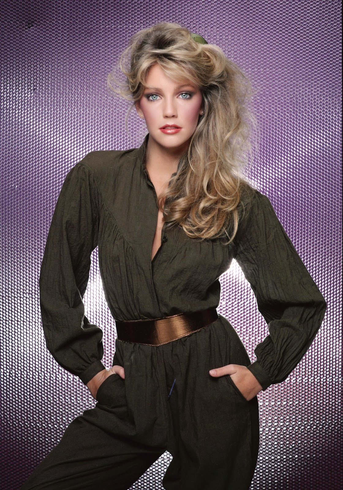 The Cathode Ray Mission: Femme Fatale Friday: Heather Locklear