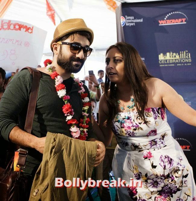 Vir Das, IIFA Awards 2014 Pics
