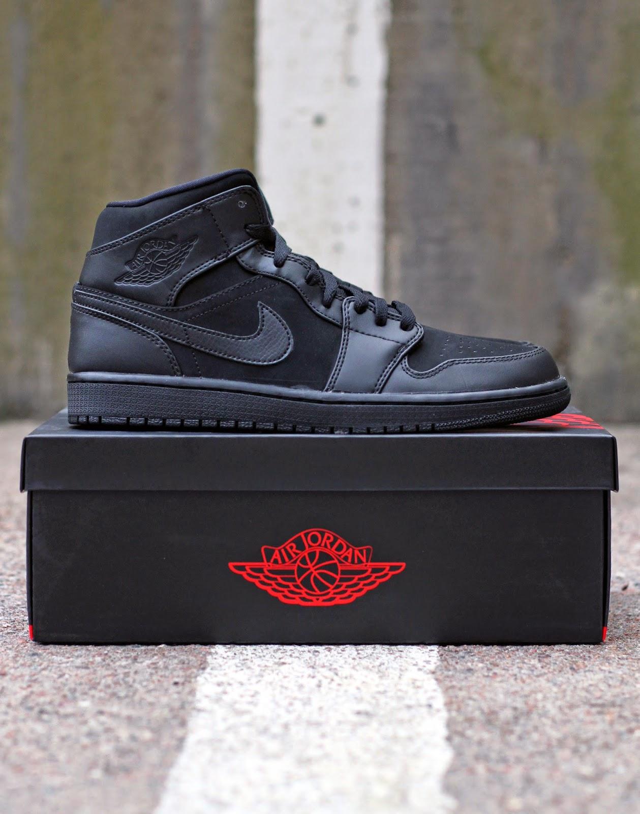 info for ead41 81ee0 http   www.footish.se sneakers nike-air-. Nike Air Jordan 1 Mid 554724-011