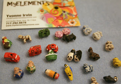 Ceramic charms (My Elements) :: All Pretty Things
