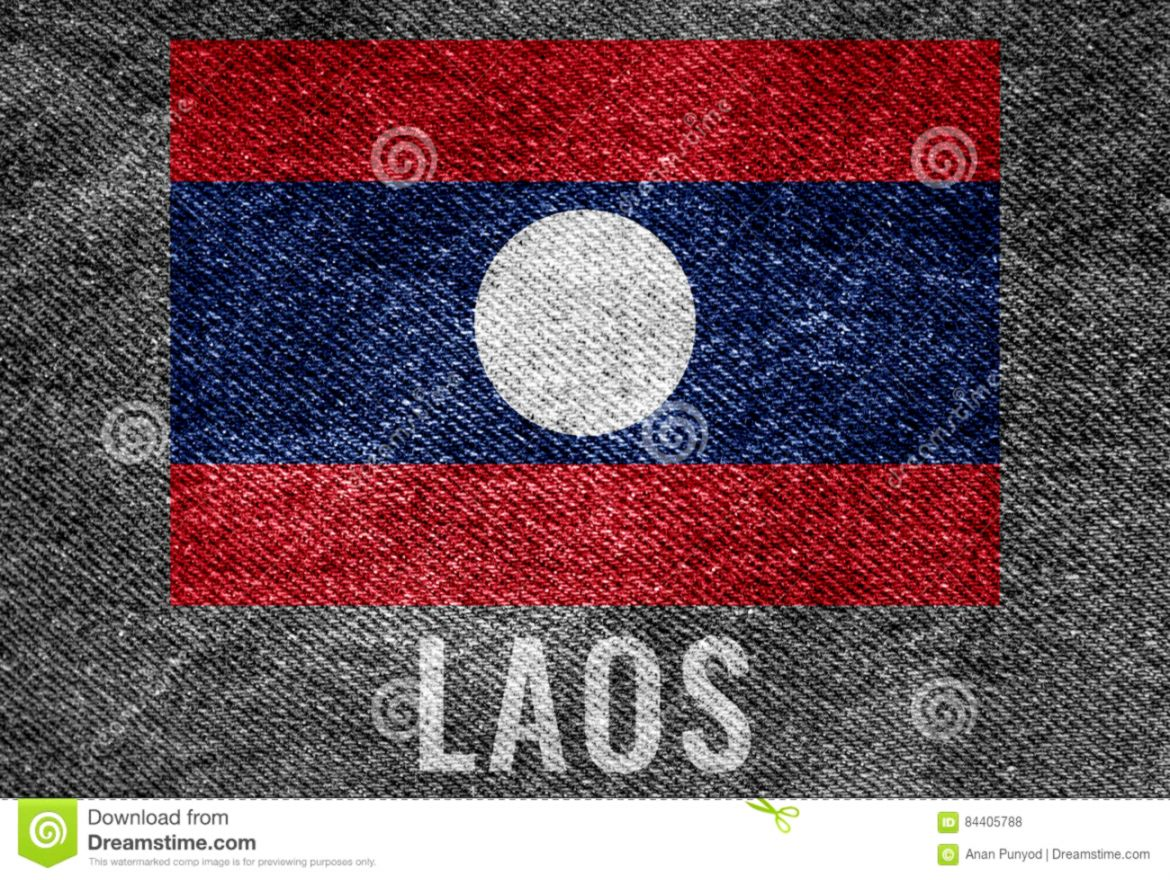 Laos Countries Flag Picture Wallpapers Collection