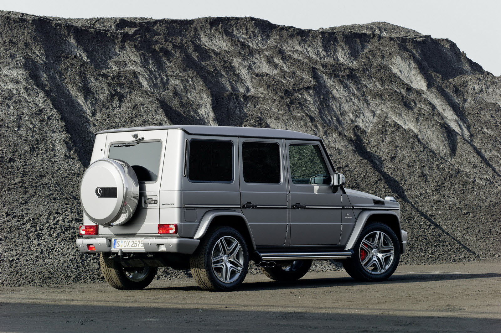 Mercedes-Benz G 63 AMG And G 65 AMG