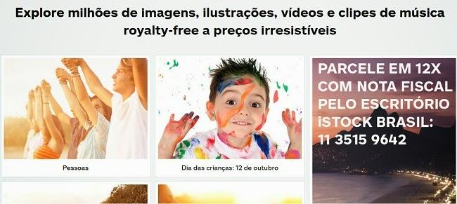 Como vender fotos pela internet - iStockPhoto