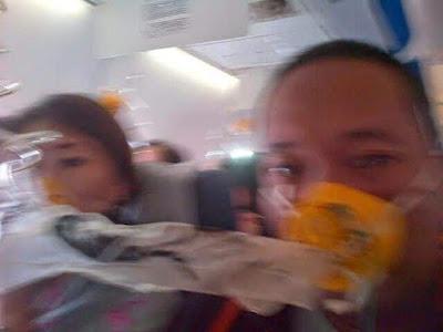 Foto-foto korban pesawat Lion air JT-610 sebelum terjatuh