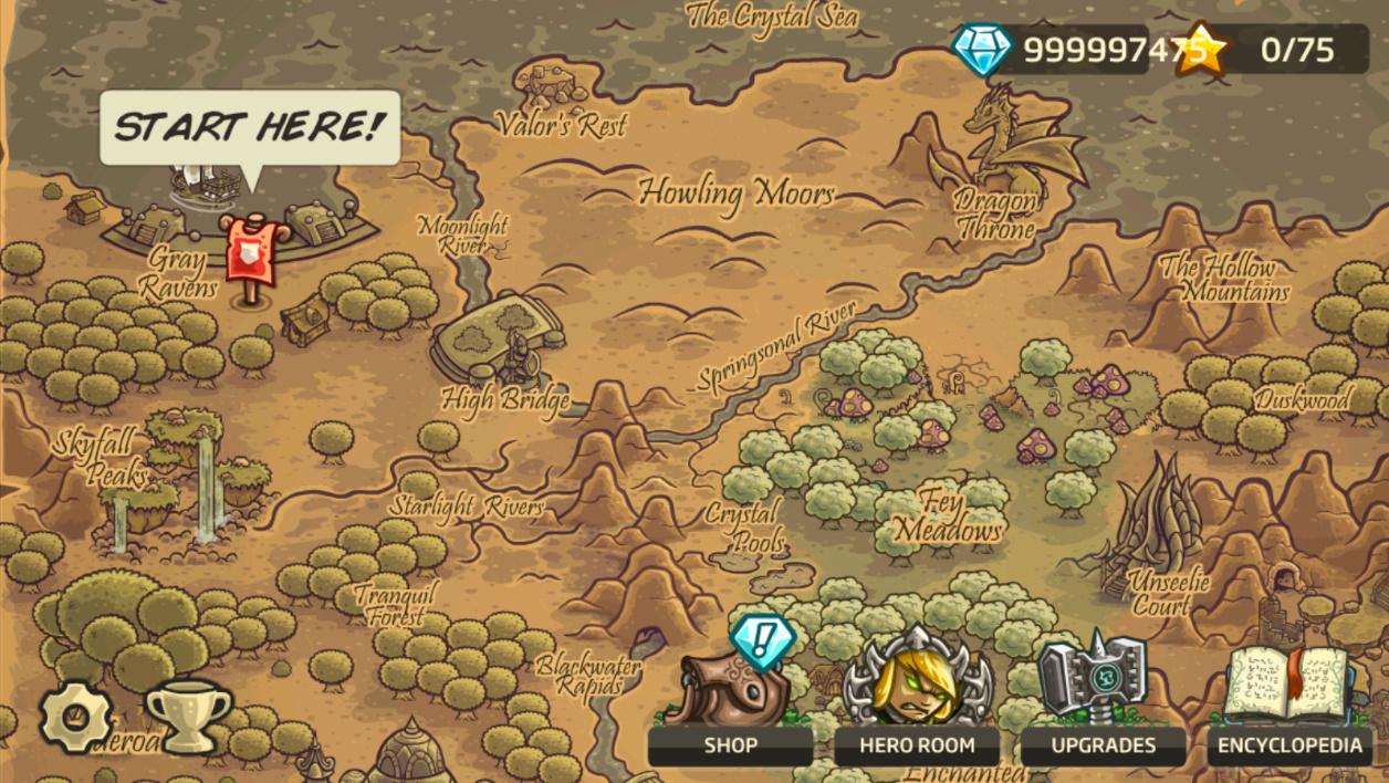 Android Mod] Kingdom Rush Origins v1 5 2 Mod APK + OBB Data