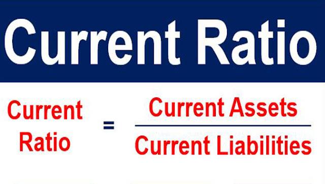 Rumus Current Ratio (CR)