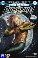 DC Renascimento: Aquaman #25